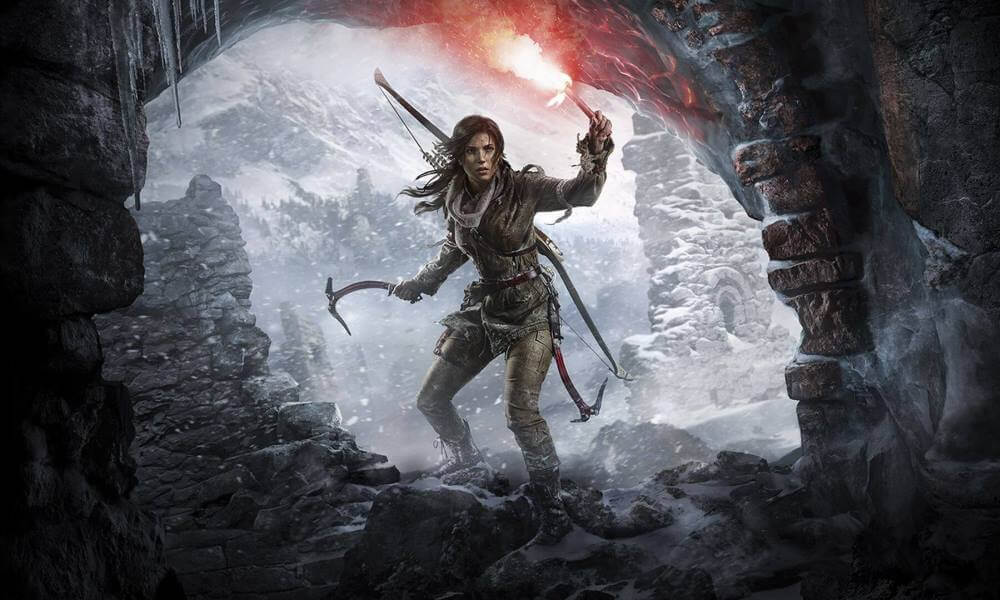%100 RISE OF THE TOMB RAIDER: 20 YEAR CELEBRATION Türkçe Yama